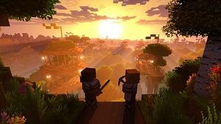 """Minecraft vừa """"lột xác"""" cực mạnh mẽ với đồ hoạ 4K"""