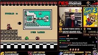 Game thủ bỏ ra 3 năm để phá đảo sạch tất cả game NES