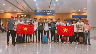CFL Việt Nam bắt đầu hành trình đến với giải đấu quốc tế CFMAI 2017