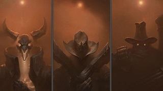 Riot Games giới thiệu nhóm trang phục mới thuộc chủ đề cao bồi