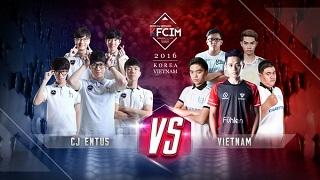 LMHT - CJ Entus sẽ đối mặt với những game thủ xuất sắc nhất Việt Nam