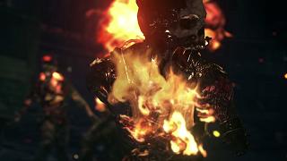 Cận cảnh chế độ zombie ghê rợn từ trailer mới của Call of Duty: WWII