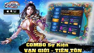 Playpark tặng 400 giftcode game Tru Tiên Mobile