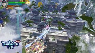 Playpark tặng 100 Giftcode game Thanh Vân Chí 3D Mobile