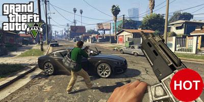 4 lý do nên chơi Grand Theft Auto V trên PC