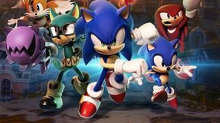 Sonic Forces: Speed Battle - nhím xanh Sonic trở lại với tựa game mới