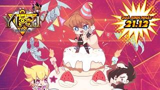 Dzogame tặng 300 Giftcode game Yugi H5