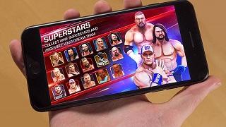 WWE Mayhem – tựa game mobile đối kháng cực chất dành cho fan đô vật Mỹ