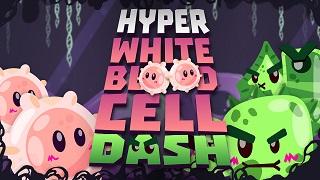 """Hyper White Blood Cell Dash – hành trình phiêu lưu của """"bạch cầu"""""""