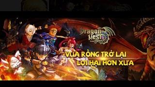 Dragon Nest Mobile ra mắt fanpage, hẹn thời điểm ra mắt tại Việt Nam
