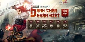 Võ Lâm Truyền Kỳ 2 chú trọng thay đổi gameplay trong bản cập nhật mới