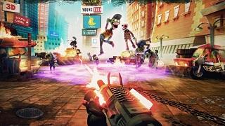 Zombie Annihilator - tựa game giải trí bắn zombie cực vui nhộn