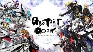 Gestalt Odin – Bom tấn moible RPG của Square Enix đã ra mắt