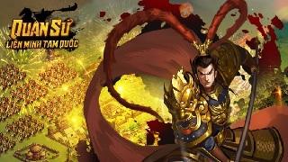 Dzogame tặng 300 Giftcode game Quân Sư Liên Minh Tam Quốc VNG