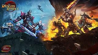 Dragon Revolt – tựa game nhập vai thế giới mở cực chất vừa lộ diện