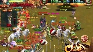 """""""Hàng Hot"""" Chinh Đồ Mobile đã mở Download, ấn định ra mắt 08/04"""