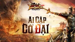 Game thủ Tam Quốc Chí Online chuẩn bị được khám phá thế giới Ai Cập Cổ Đại