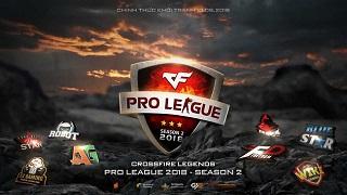 CFL Pro League mùa 2: BlueStar bay cao, EZ Gaming chìm sâu vào khủng hoảng