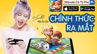 Dzogame tặng 300 Giftcode game 360mobi Cờ Tỷ Phú
