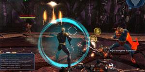Hành trình siêu nhân trong DC Universe Online