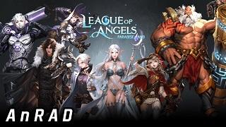 League of Angels: Paradise Land - MMORPG cực chất vừa mở cửa đăng ký