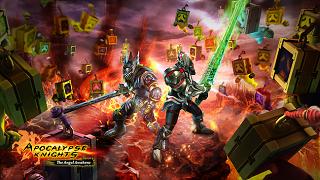 Apocalypse Knights 2.0: tựa RPG hành động chặt chém đầy độc đáo