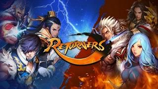 Returners - Game nhập vai đến từ Nexon đã mở đăng ký trước trên Google Play