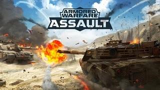 Armored Warfare: Assault - gMO bắn tăng cực khủng vừa cập bến iOS