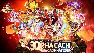Cộng đồng xôn xao về tựa game chibi Tam Quốc sắp ra mắt tại Việt Nam