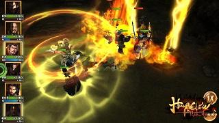Game Việt Huyết Chiến Thiên Hạ lộ diện gameplay