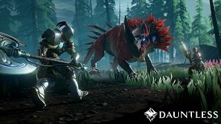 Phát sốt với trailer cực chất của bom tấn Dauntless tại E3 2017