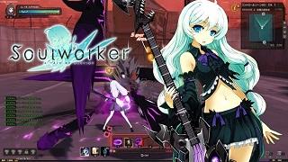 Bom tấn MMORPG phong cách anime Soul Worker chuẩn bị ra mắt bản tiếng Anh