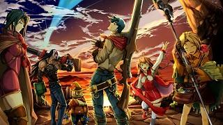 Wild Arms: Million Memories - Tượng đài game Nhật Bản sống lại với phiên bản Mobile