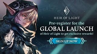 Siêu phẩm Heir of Light cho đăng ký trước sẵn sàng ra mắt phiên bản toàn câu