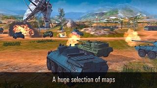 Metal Force: War Modern Tanks – game bắn tăng online mới cực hấp dẫn
