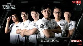 IWCQ 2016 – Saigon Jokers tiếp tục gây thât vọng với 2 trận thua liên tiếp