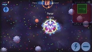 Battle Royale of Balls - game casual có lối chơi 'ăn theo' PUBG