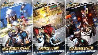 Divine Paradise: tân binh MMORPG hấp dẫn vừa cập bến mobile
