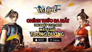 Võ Lâm 1 Mobile – Game chuyển thể từ VLTK bất ngờ ra mắt hôm nay