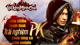 Playpark tặng 200 Giftcode game Võ Lâm Minh Chủ