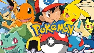 Các tựa game ăn theo bộ truyện Pokemon huyền thoại
