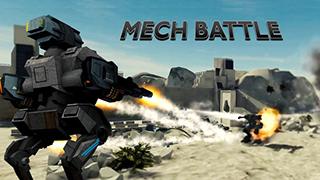 Bech Battle – Game mobile PvP chiến đầu bằng những cổ máy đầy súng ống