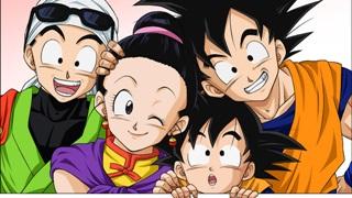 """Những cặp """"trai tài gái sắc"""" trong Dragon Ball"""