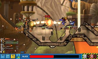 Không có kết cục tốt cho những game dựa hơi Gunbound và Gunny