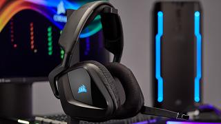 Corsair Void Pro – Tai nghe chơi game cực tiện ích, chuẩn Dolby 7.1