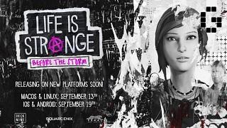 Life Is Strange: Before the Storm sẽ cập bến Android vào 19/9 sắp tới