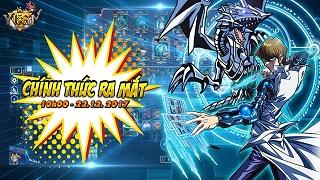 Playpark tặng 400 Giftcode game Yugi H5