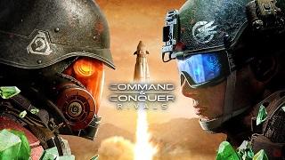Command & Conquer: Rivals của EA đã ra mắt