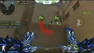 Crossfire Legends có thêm chế độ Zombie Kí Sinh