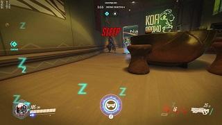 Bug Overwatch - Ana có thể khiến đối phương AFK và bị kích khỏi trận đấu